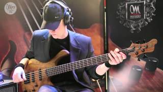 Mayones Bass BE 5 Exotic - demo by Or Lubianiker.