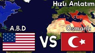 ABD vs Osmanlı İmparatorluğu - Savaş Tarihi - Hızl