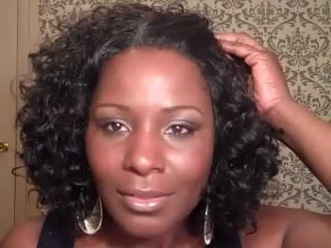 Wig Review EverDream Lace Wig Shannon YouTube