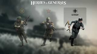 PERANG BOSSS - Heroes & Generals Gameplay Indonesia ~