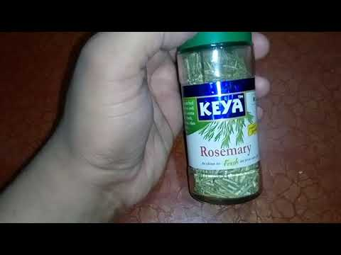 Keya Rosemary Herbs Health Benefits