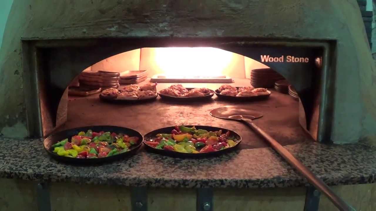 Italian Restaurant Stalybridge | Italian-Grill | Making Cooking Mushrooms and peppers