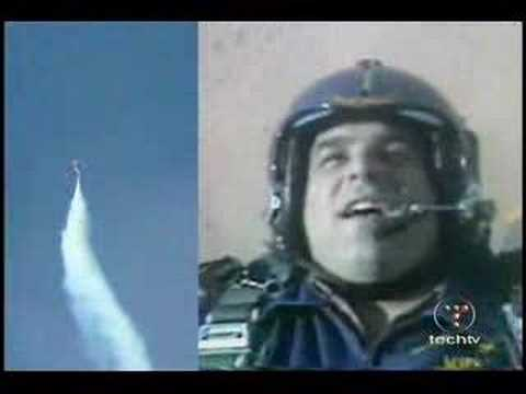 patrick norton flies with the blue angles