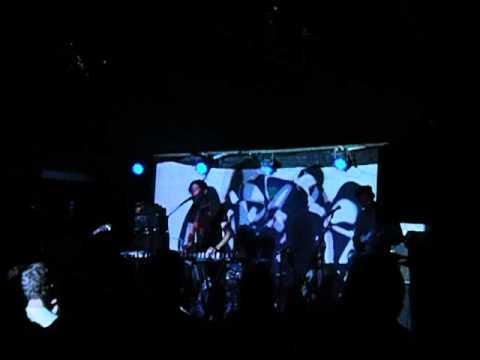 Ramona Falls - Proof, live @ The Mercury Lounge, NY, 14 June, 2012