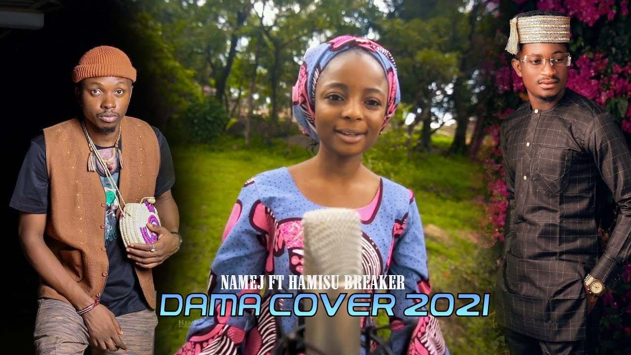 Download Namenj - Dama Cover official video by Zarah Ummcy Ft Hamish Breaker