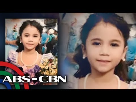 Child actress Sophie Corullo pumanaw dahil sa dengue | TV Patrol