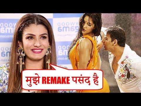 Raveena Tandon Reacts On Akshay-Katrina's Tip Tip Barsa Pani Remake In Sooryavanshi Mp3