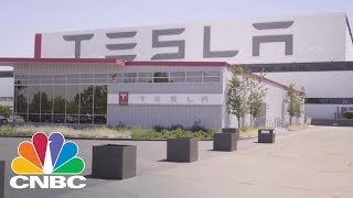 Elon Musk's Tesla Could Soon Be Overtaken In The Global 'Arms Race' For Batteries | CNBC