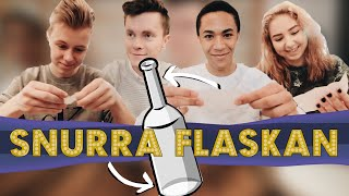 SNURRA FLASKAN (med YouTubers)