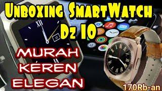 Unboxing Smart Watch cognos dz10 - murah tapi keren