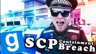 NAJLEPSZY MTF BLADEUSZ POWRACA NA REJONY! | SCP: Containment Breach [#88] Garry's mod [#790]