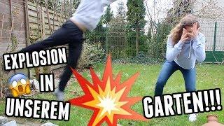 Warum unser Garten explodiert ist oder: Der Dachboden des Grauens - VLOG 15