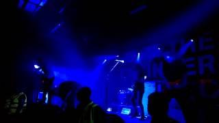 The Dillinger Escape Plan - Crossburner live in Sydney 2014 HD