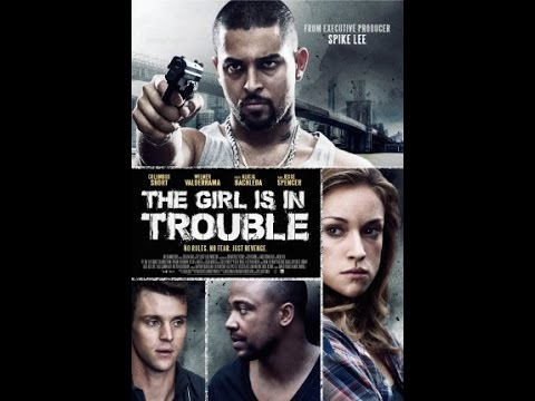 The Girl is in Trouble Theatrical Trailer HD