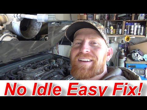 Stalling / No Idle Problem Low-Tech Fix