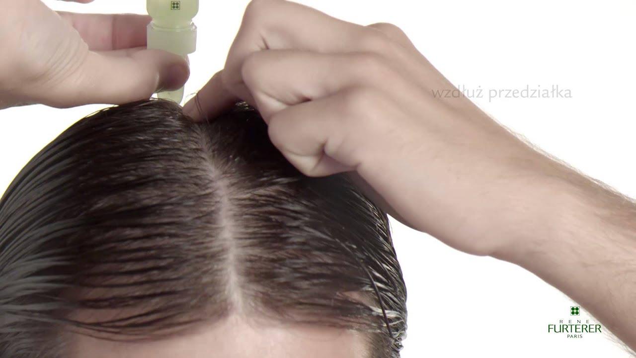 co stosować przy wypadaniu włosów