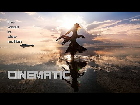 DJ Maretimo - Cinematic - The World In The Slow Motion (Full Album) HD, 2019, Chill Cafe Sounds