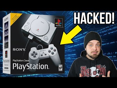 Playstation Classic HACKED Removed Games + MORE Found  RGT 85