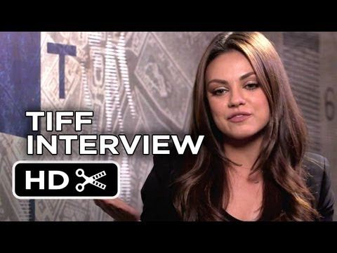 TIFF (2013) : The Cast of Paul Haggis' 'Third Person' Interview - THR