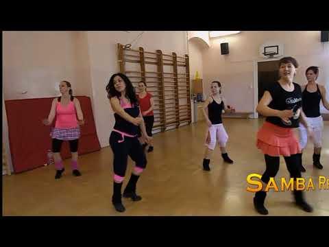 SAMBA REGGAE LADIES STYLE