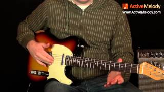 Smokestack Lightnin Blues Guitar Lesson - Hubert Sumlin, Howlin