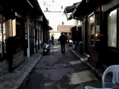 Ulica Kujundziluk - Sarajevo