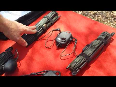 Bushcomm Military HF & VHF Antenna Systems Australia - Overview