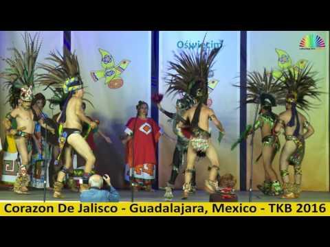 CORAZÓN DE JALISCO z Guadalajara Mexico - TKB 2016