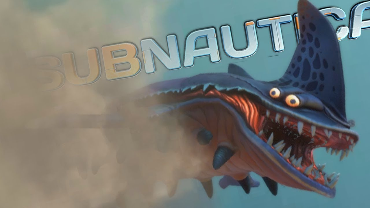 RARE FISH ATTACKS EVERYTHING | Subnautica #2 (Full Release)