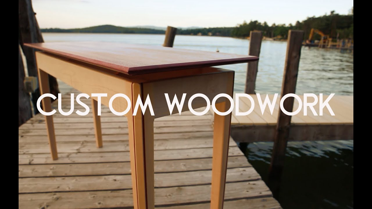 Custom Woodwork (by William A Poirier)