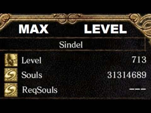 Dark Souls: Remastered - MAX Level At Last