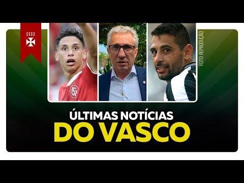 MEIA ARGENTINO | GUARIN, DEDÉ E DIEGO SOUZA | Últimas Notícias do Vasco da Gama