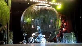 Китайский цирк в Пекине