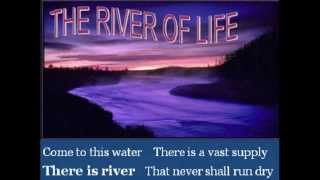 There is A River - Gaithers Vocal Band Reunion Vol 1 2008.wmv With Lyrics
