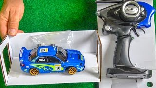 RC car gets unboxed, tested and TUNED! Kyosho Mini-Z!