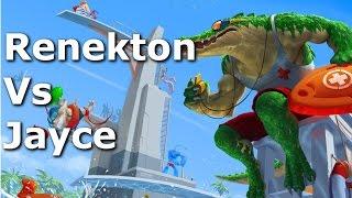 Renekton Vs Jayce Top Lane Commentary - Season 6 - League of Legends