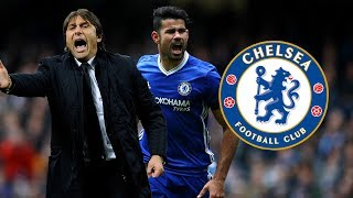 Angry Chelsea Fan's Amazing Message For Diego Costa