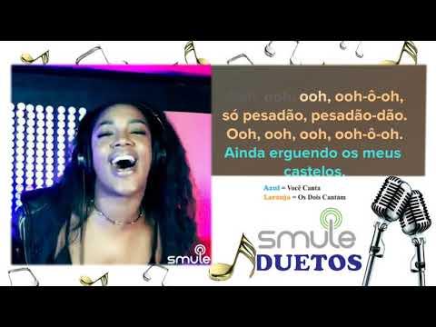 Cante Pesadão com IZA