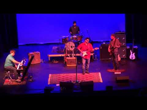 Anthony Wright SRV Tribute with Jackie Newhouse