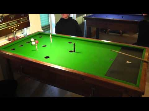 Guernsey Bar Billiards Pairs Open Final - Game 2