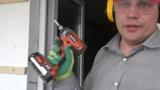 Как завернуть шуруп в бетон(, 2016-10-02T17:21:34.000Z)