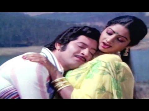 Guru Sishyulu Telugu Movie Songs || Cheyyi Paddadi || ANR || Krishna || Sridevi || Sujatha
