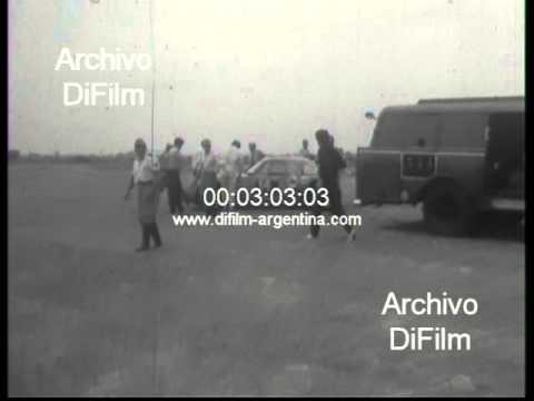 DiFilm - Carrera Sport Prototipo en el Autodromo Buenos Aires 1970