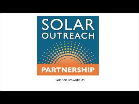 Solar on Brownfields