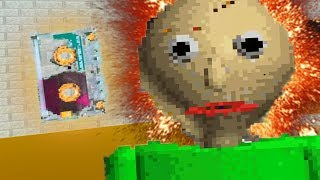 A SECRET TAPE THAT CAN DESTROY BALDI?! | Baldi's Basics in Education and Learning