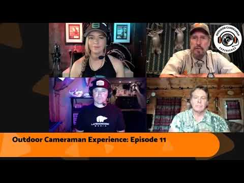 Outdoor Cameraman Experience Episode 11: Ted Nugent, Dr. James Kroll, Jay Gregory Discussing CWD