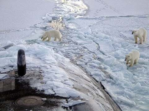 June 2015 Breaking News Artic climate change new battleground final frontier of Natural resources