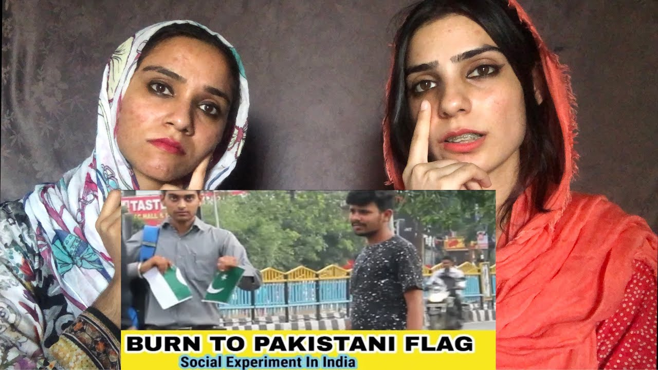 PAKISTANI FLAG KO FAAD DO GY? | Independence Day Special | Pakistani Reaction