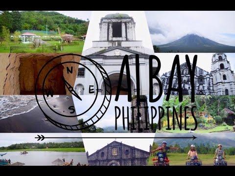 Travel Vlog: Albay