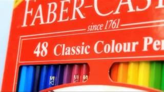 Faber-Castell Classic Colour Pencils Technique